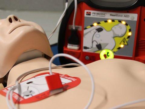Defibrillator Übungskit
