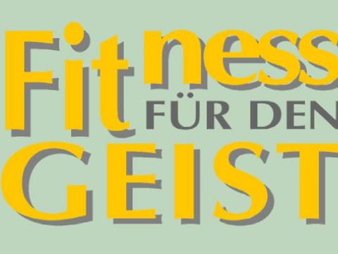 Logo Fitness für den Geist