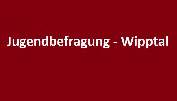 Logo Jugendbefragung Wipptal