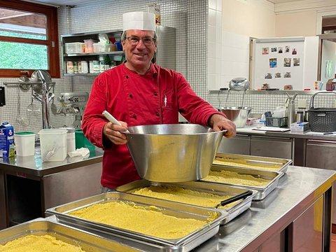 Koch bei der Lebenshilfe Tirol