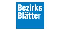 Link: Website Bezirksblätter